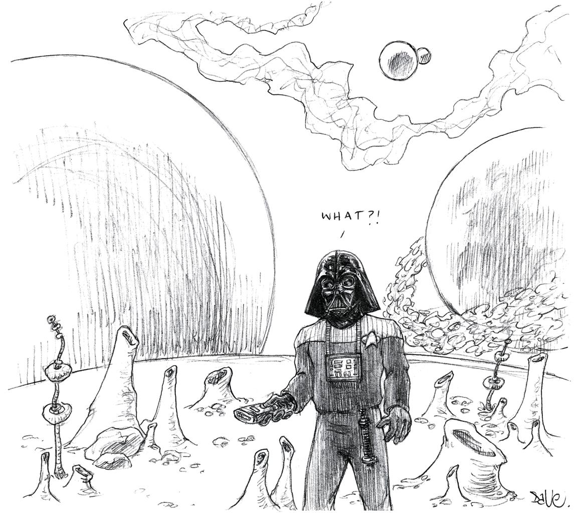 Ensign Vader