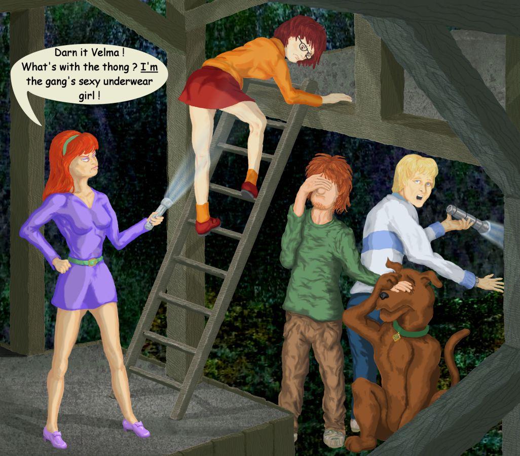 Darn It, Velma!