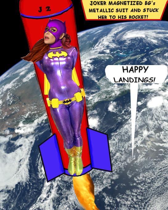 BG: Bound for Mars?!