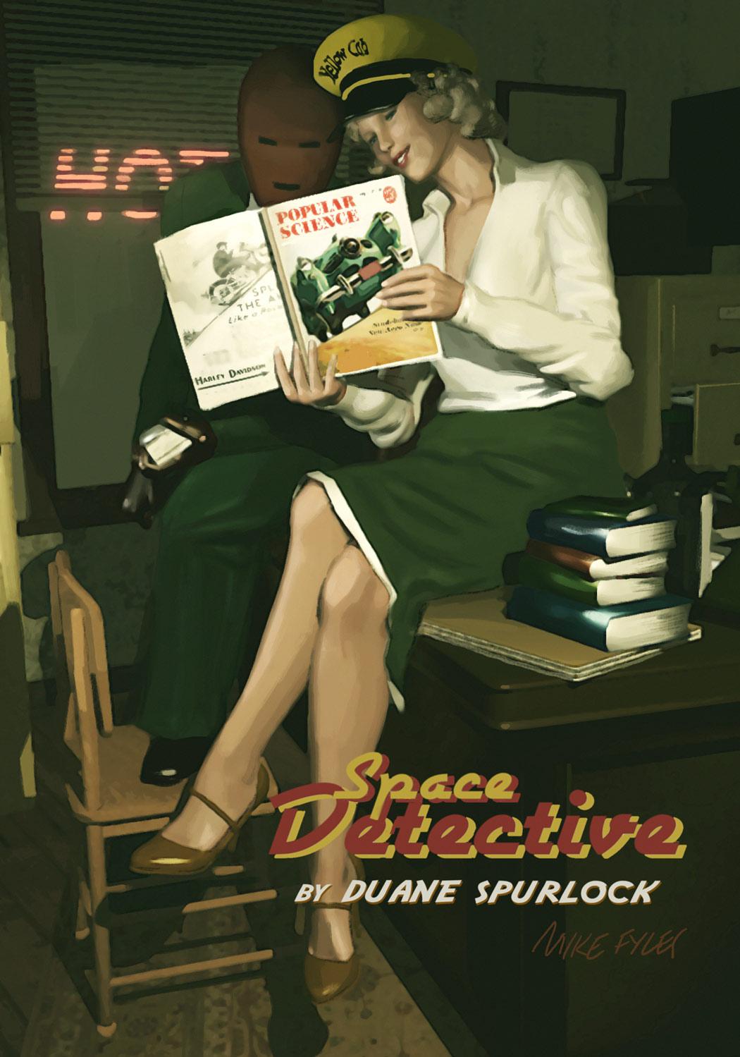 Space Detective