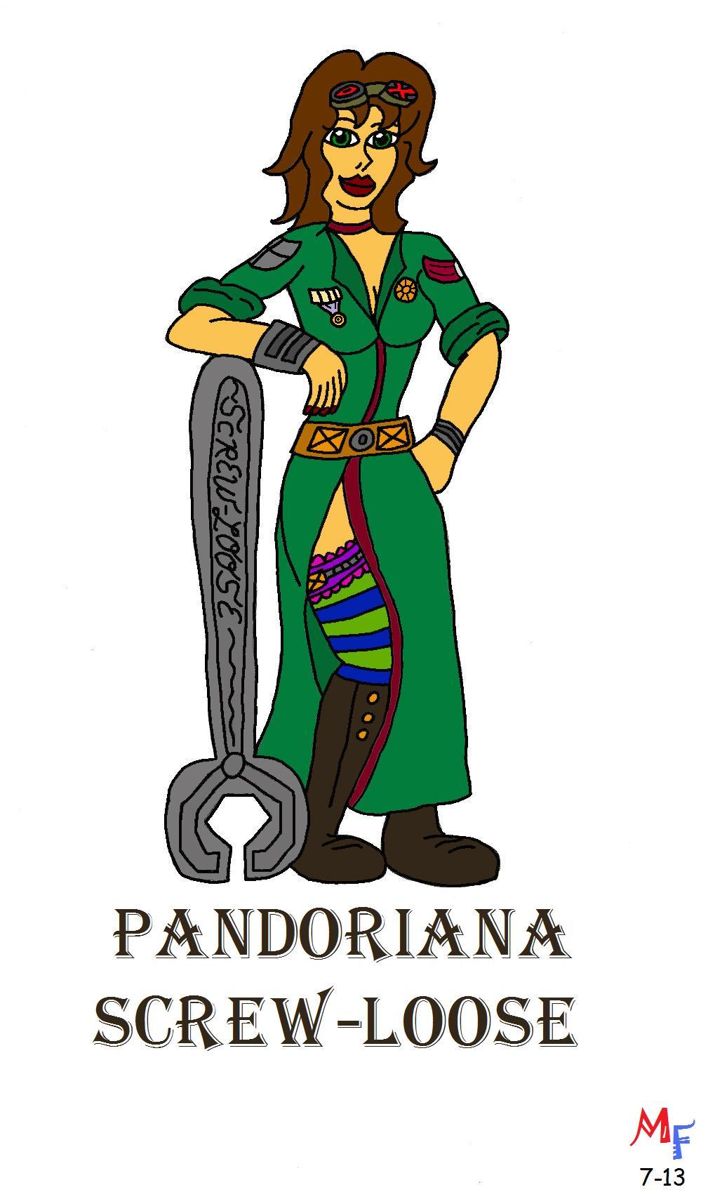 Pandoriana Screw-Loose
