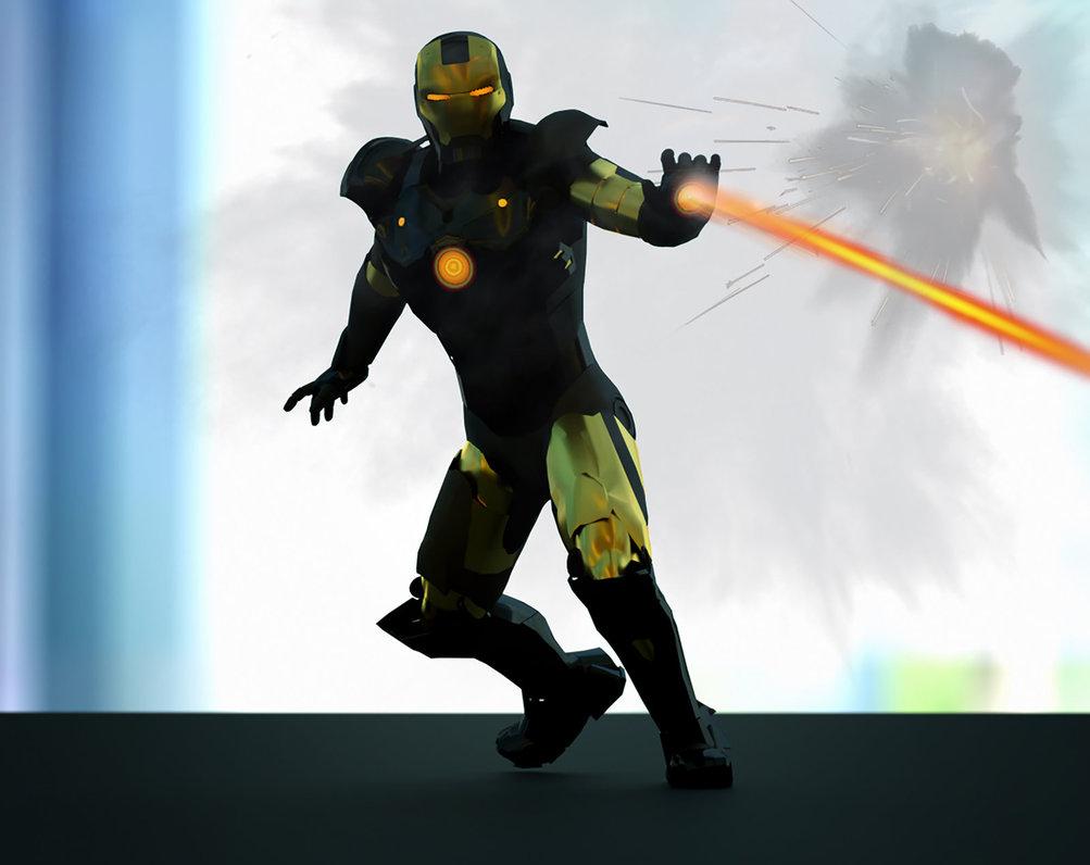 Ironman Dark Armour