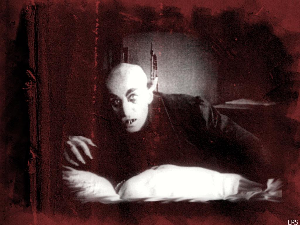 Old School Vampire