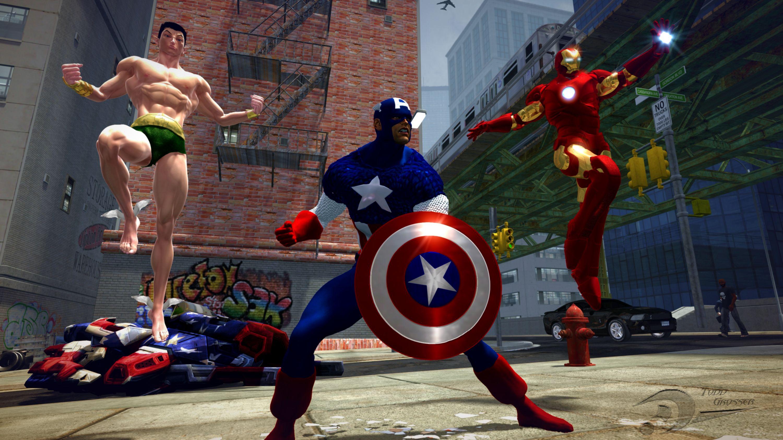 Past Reborn Avengers Old Days.jpg