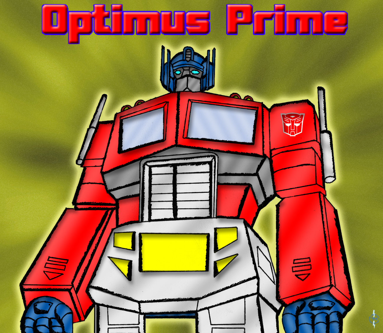 The Past Reborn: Optimus Prime
