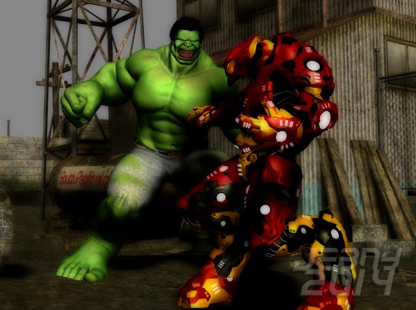 Hulkbuster Elite