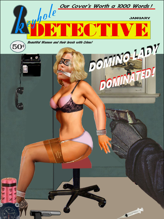 Domino Lady Dominated!?