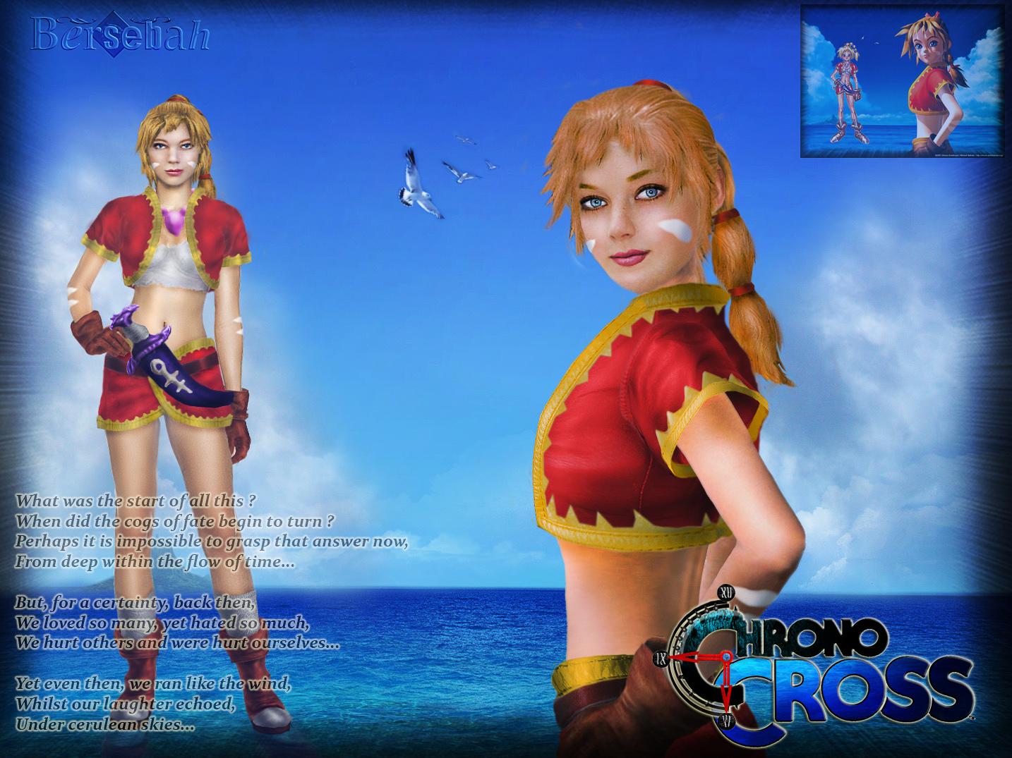 Kid - Chrono Cross