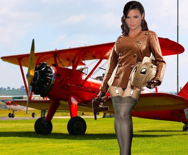 Lady Rocketeer