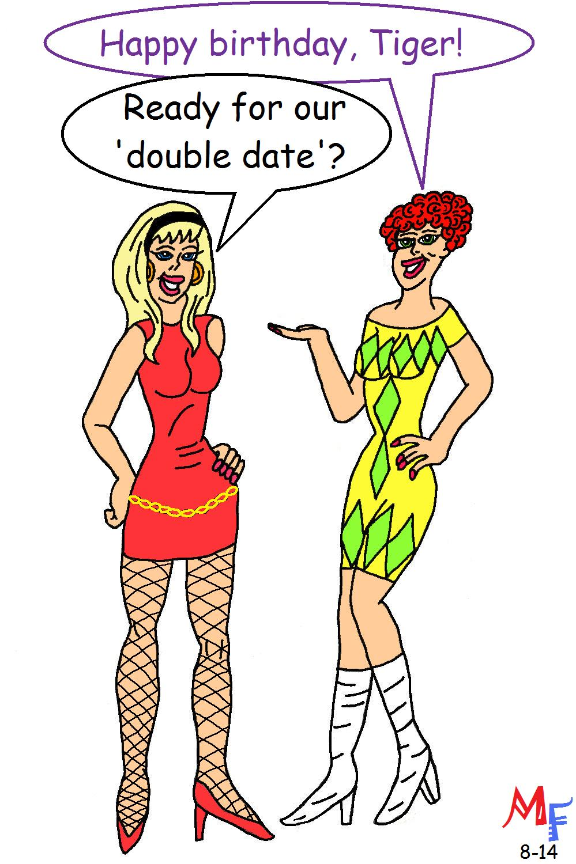 Spidey's groovy gals