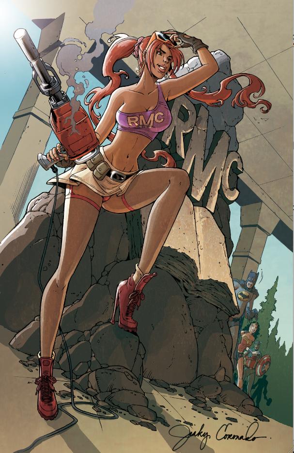ROCKY MOUNTAIN GIRL! (Not used version) by Jinky Coronado