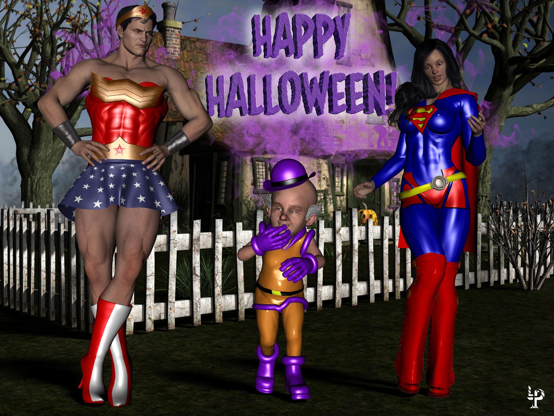 Halloween Re-Mx