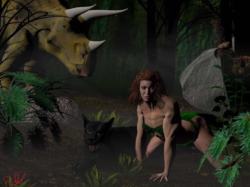 FERAL: Huntress of the Rainforest