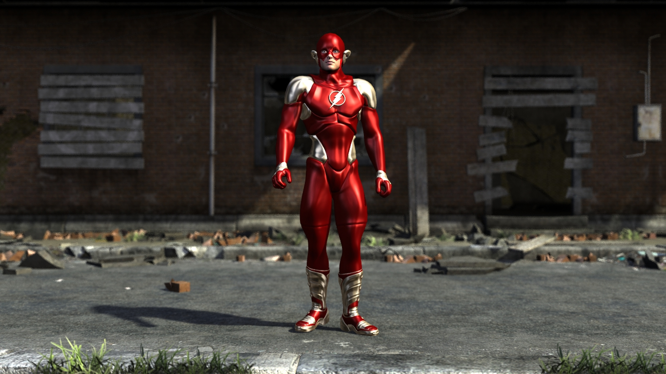 Armored Flash