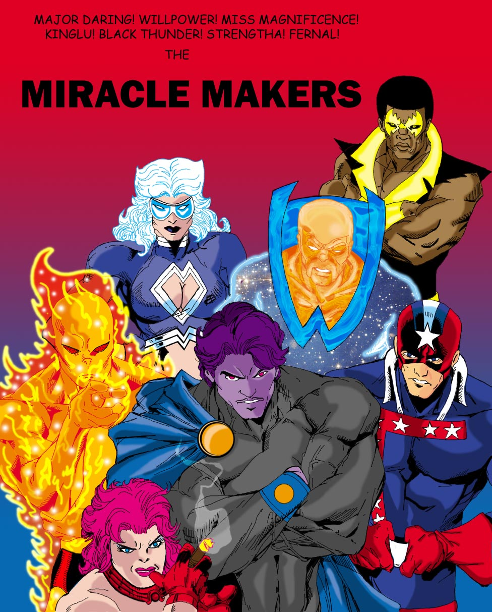 The Miracle Makers
