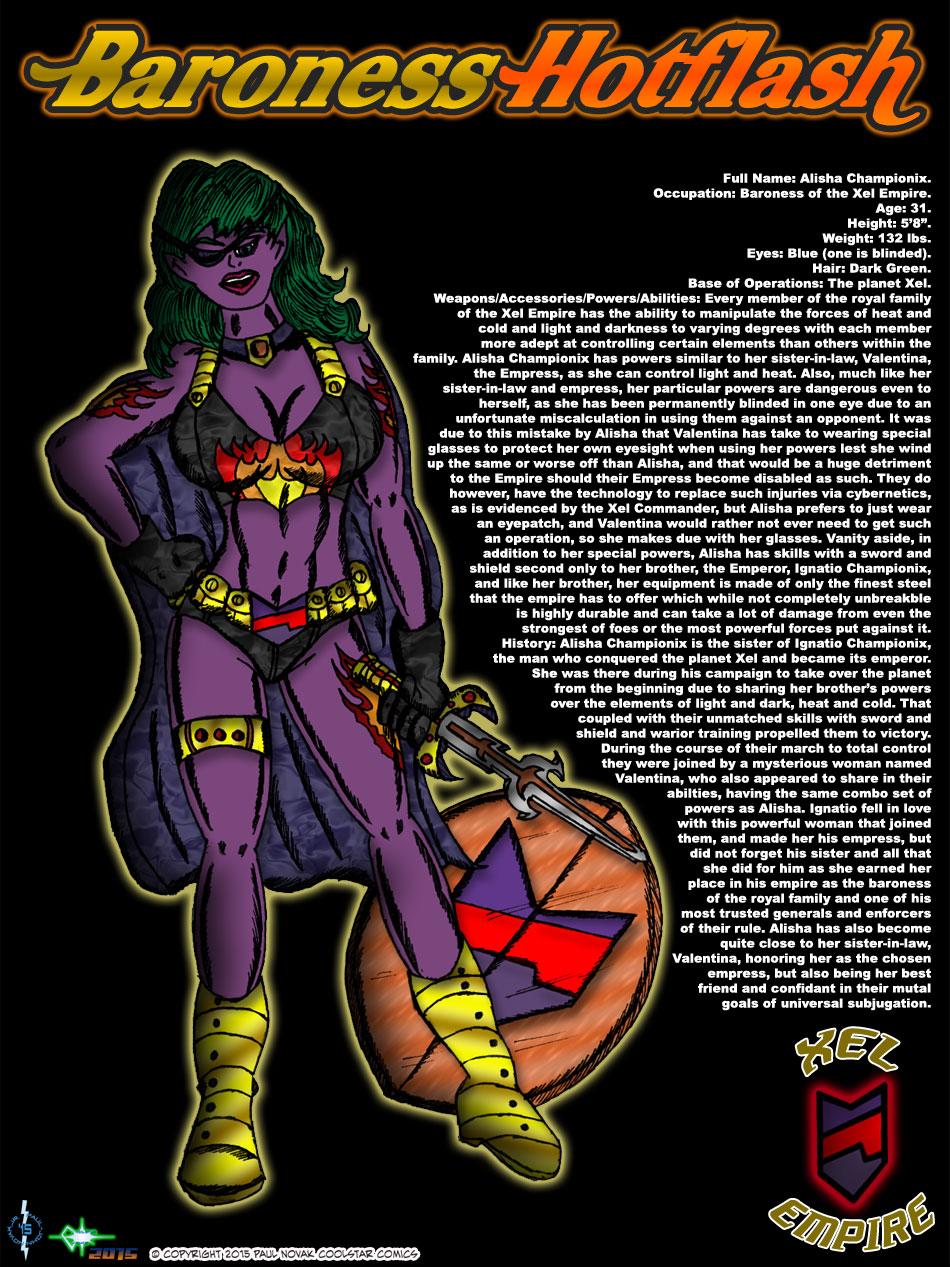 Baroness Hotflash