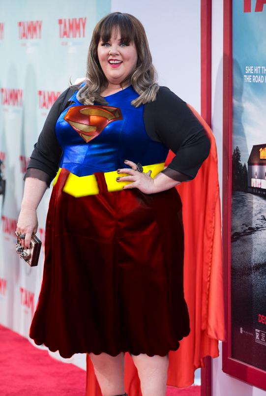 Bad Casting 3...Melissa McCarthy Supergirl