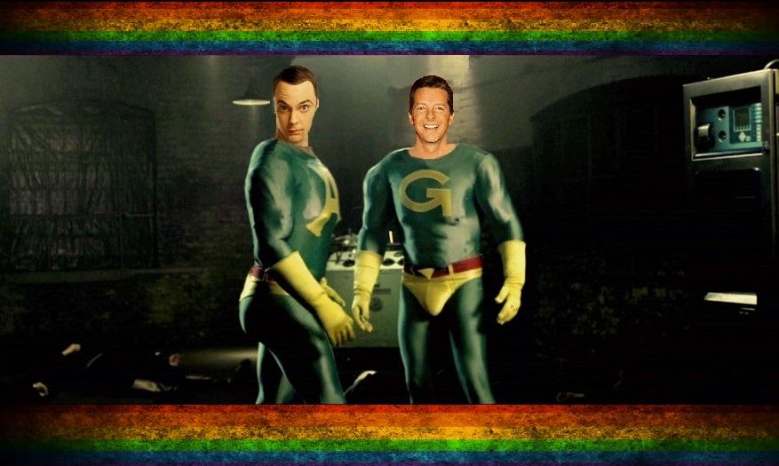 Ambiguously Gay Duo