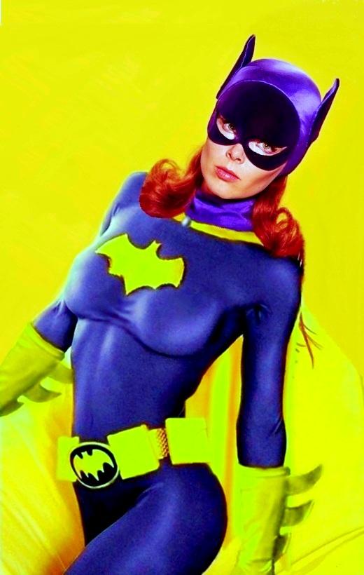 Yvonne Craig Tribute #2 Batgirl