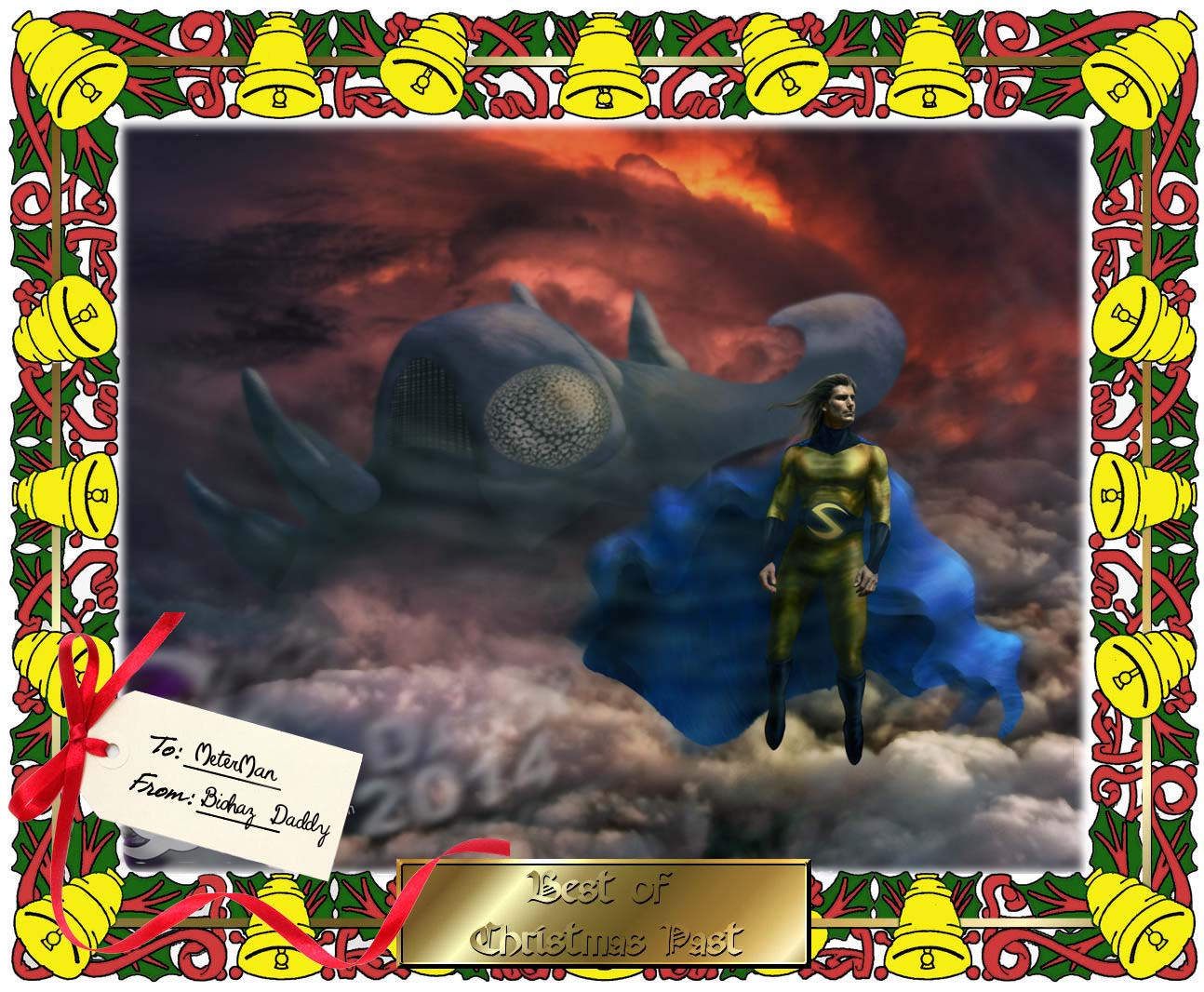 Best of Christmas Past - BioHaz Daddy