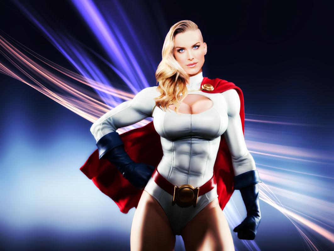 Power Girl 2016
