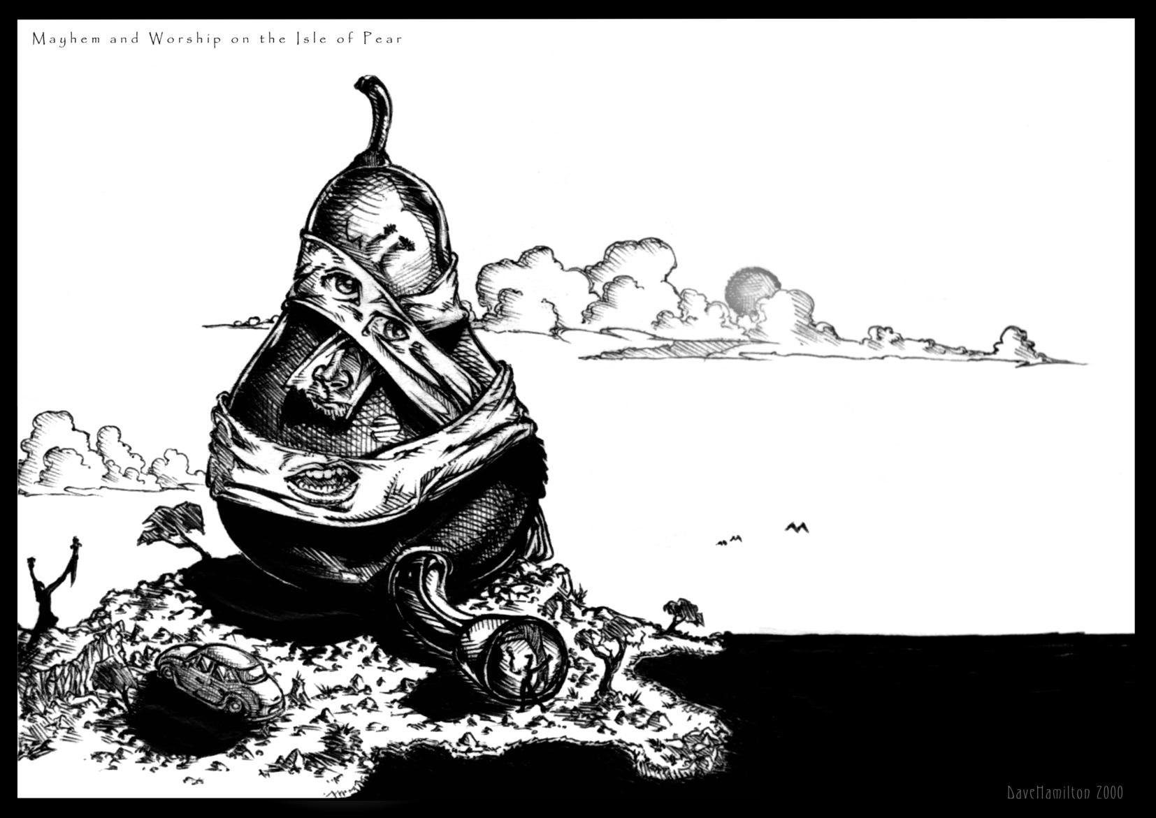 2000 - Mayhem and Worship on the Isle of Pear