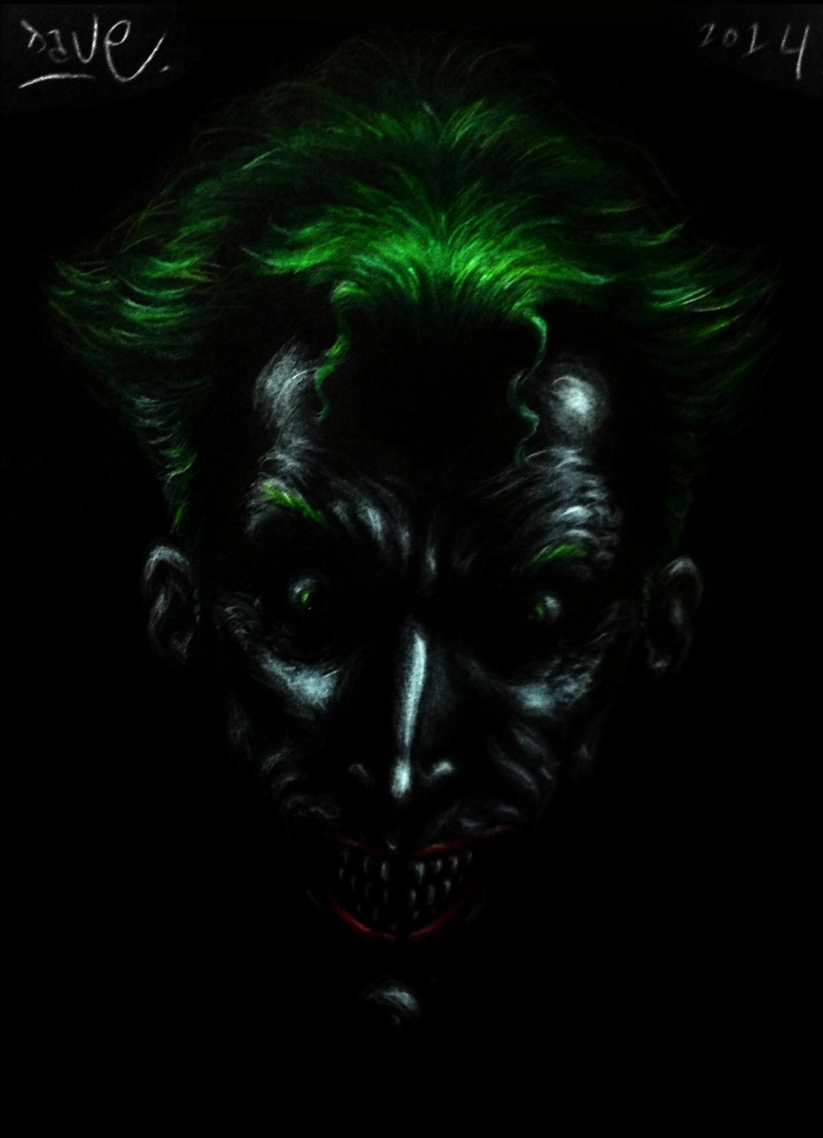 2014 - Black Arts - Joker: Darkness