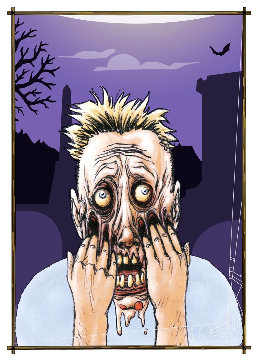 2014 - Horror Cards: Mind Melt
