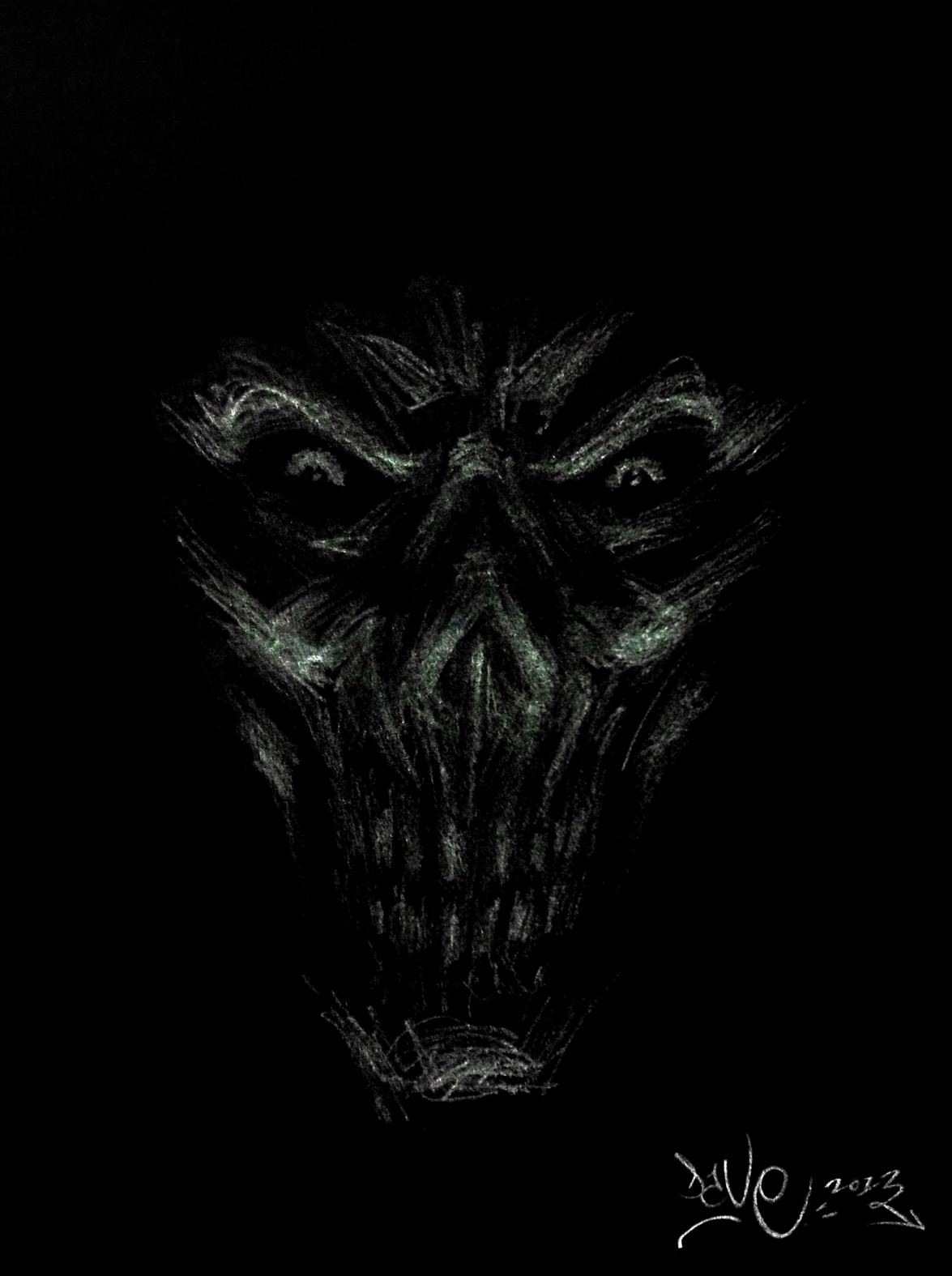 2013 - Black Arts - Demon in Darkness