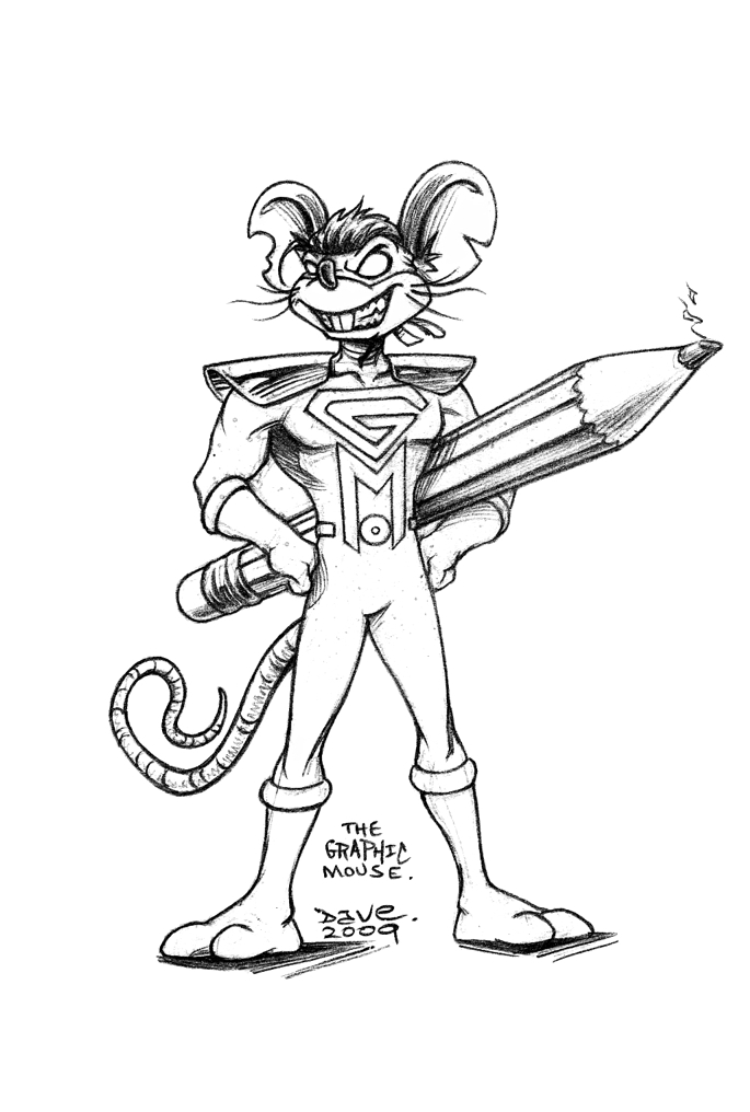 2009 - Graphic Mouse ReDesign II