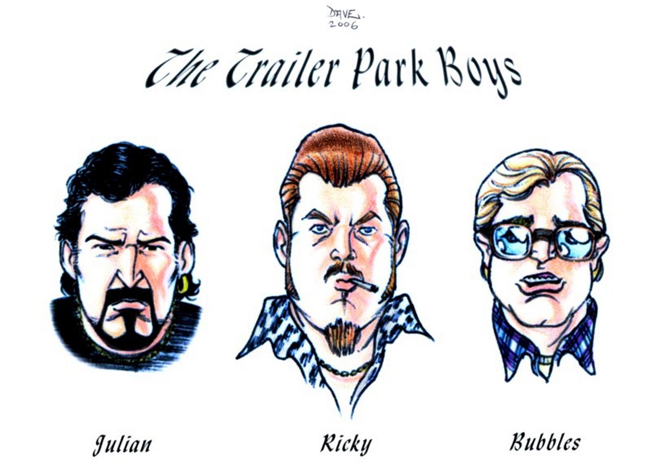 2006 - Trailer Park Boys