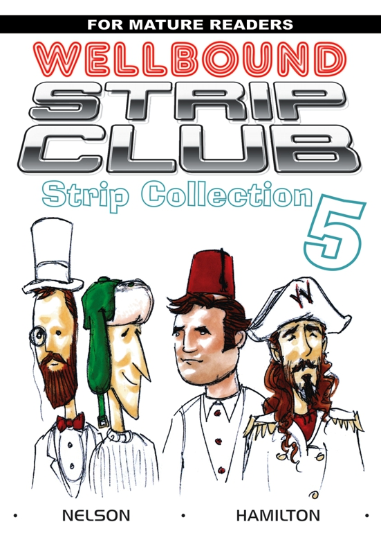2013 Strip Club: Strip Collection 5 cover