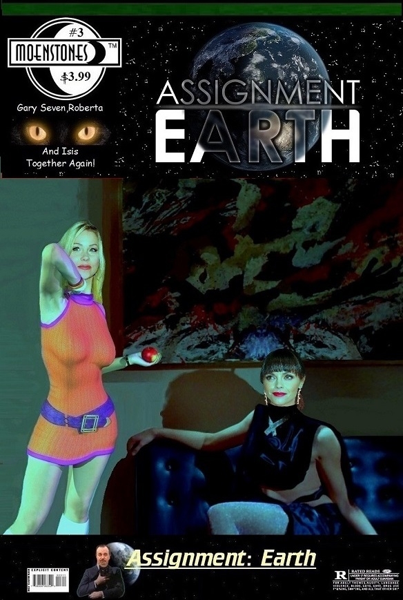 """""""Assignment Earth""""#3 Various Covers"""