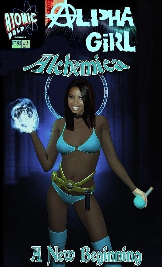 "Alpha Girl ""Alchemica"" #1"