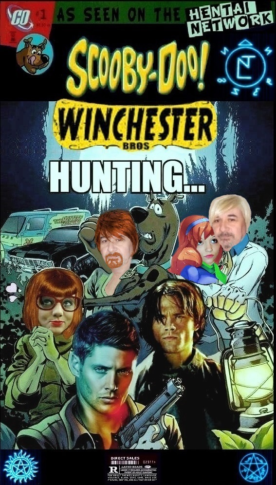 "Scooby Doo & Winchester Bros. - Crossover #1 ""Hunting"""