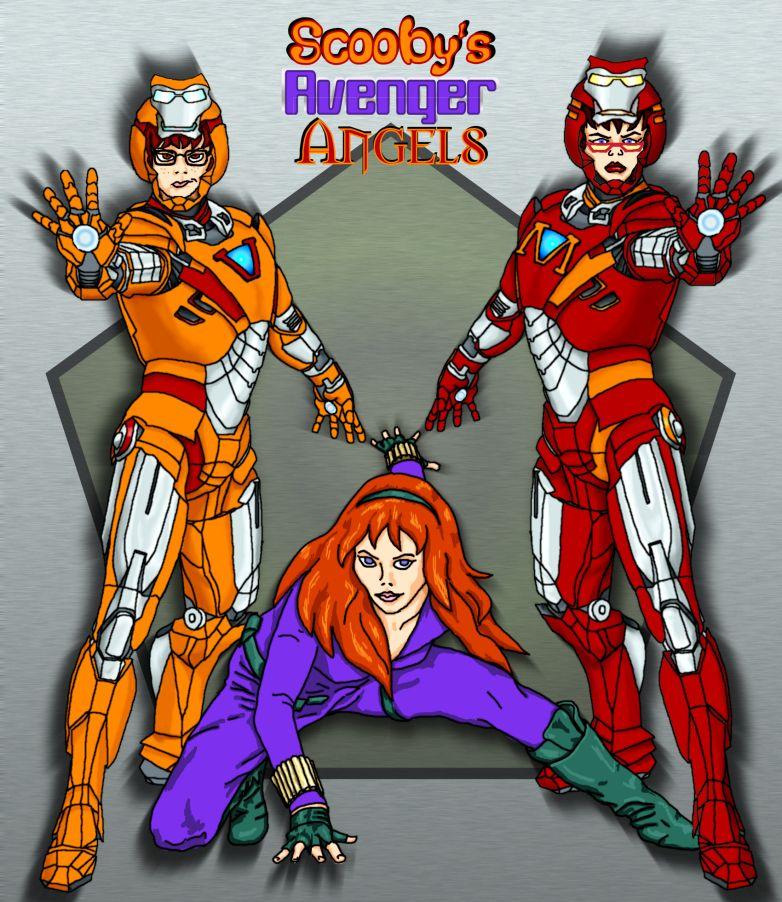 Scooby's Avengers