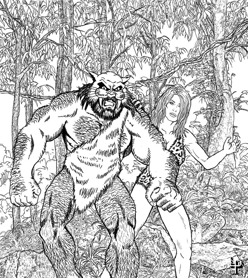 Hero Out of Time: Caveman Wildcat