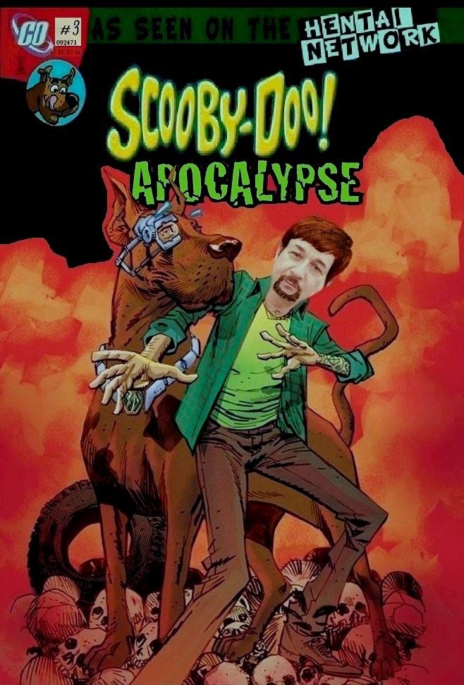 Scooby-Doo Apocalyse #3