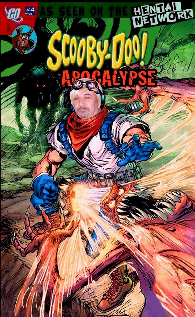 Scooby-Doo Apocalyse #4