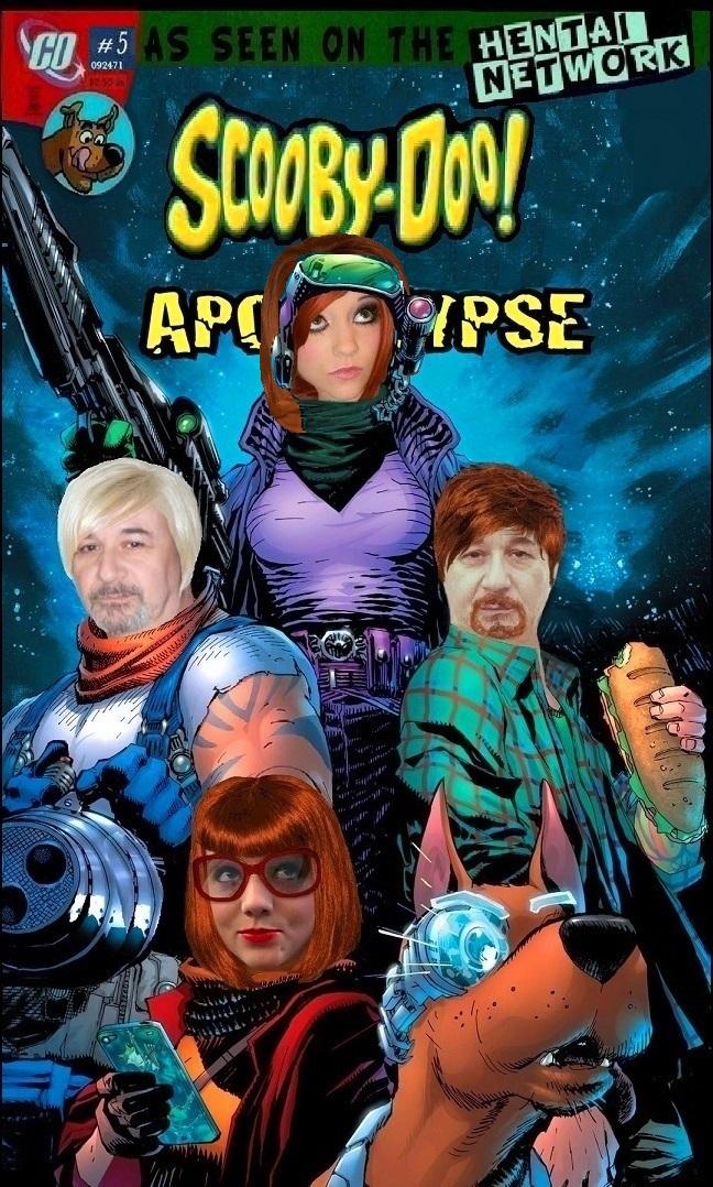 Scooby-Doo Apocalypse #5
