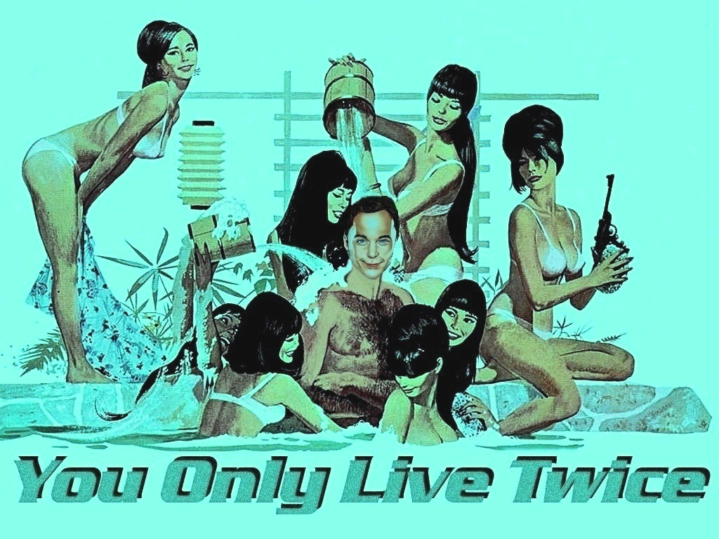 The Big Bond Theory #6