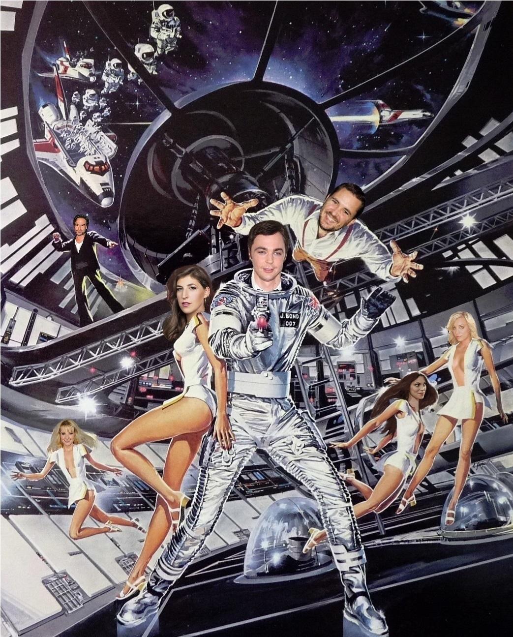 The Big Bond Theory #13