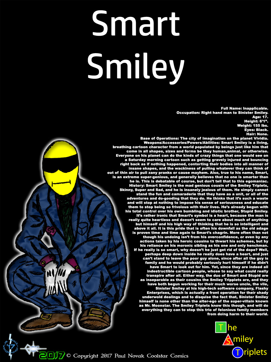 Smart Smiley