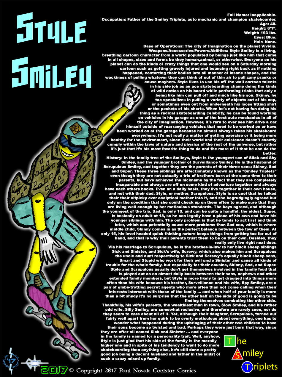 Style Smiley