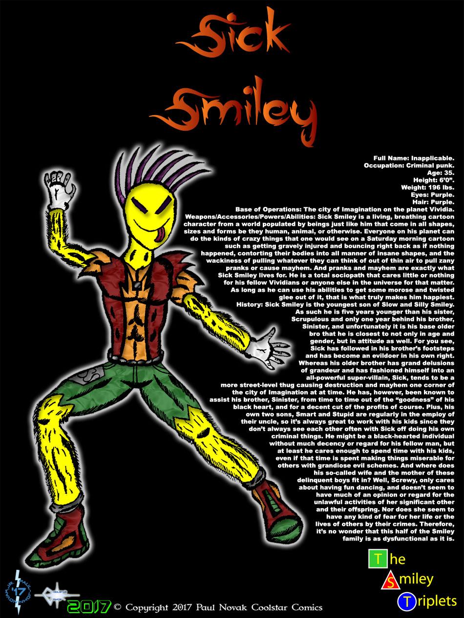 Sick Smiley