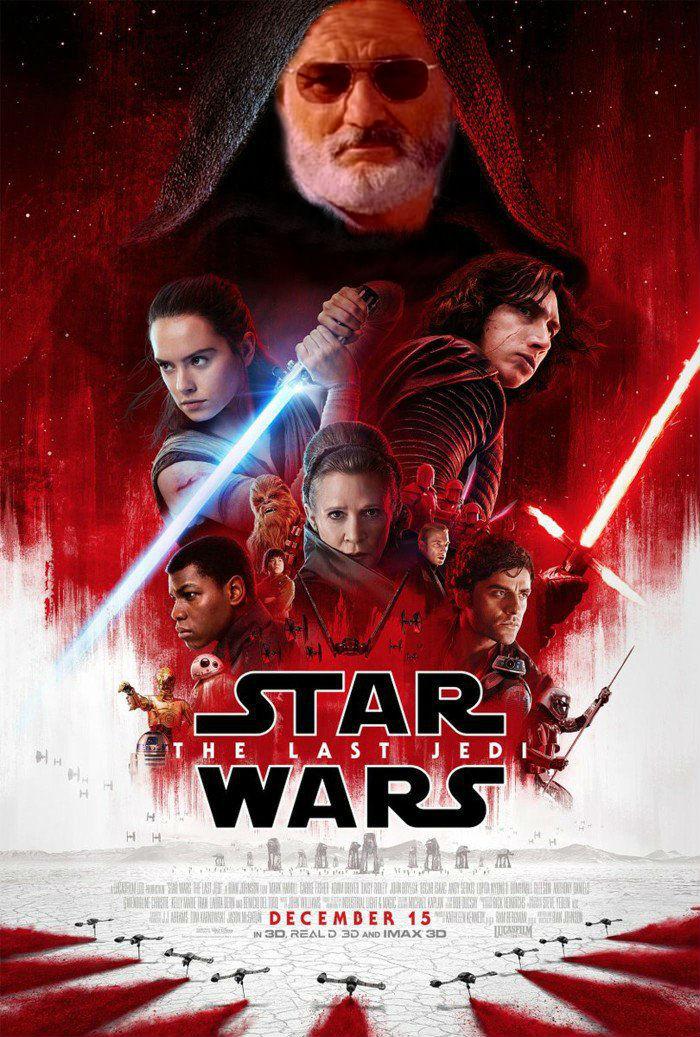 DDNN- Bill Murray is the Last Jedi