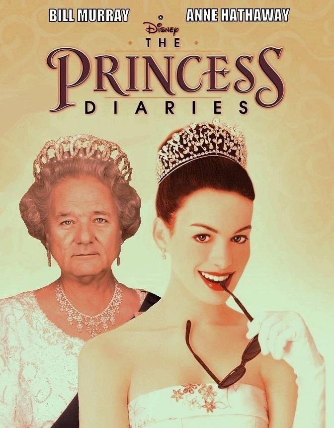 "DDNN Bill Murray in ""The Princess Diaries"""
