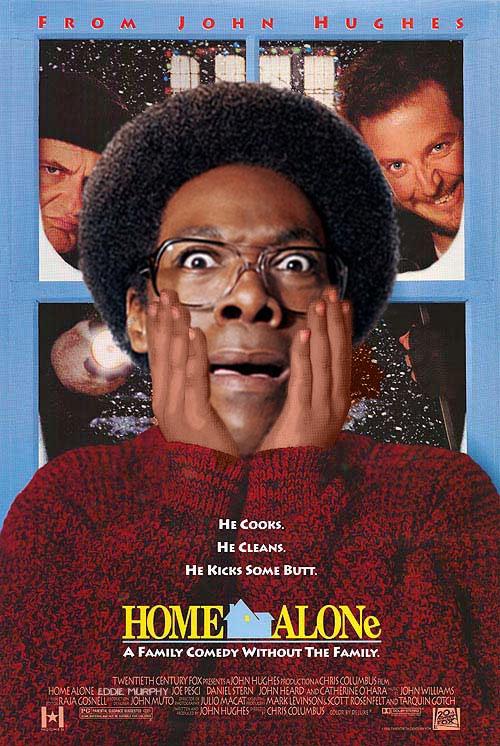 DDNN: W3 - Eddie Murphy in HOME ALONE