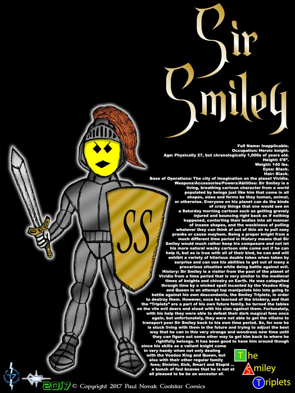 Sir Smiley