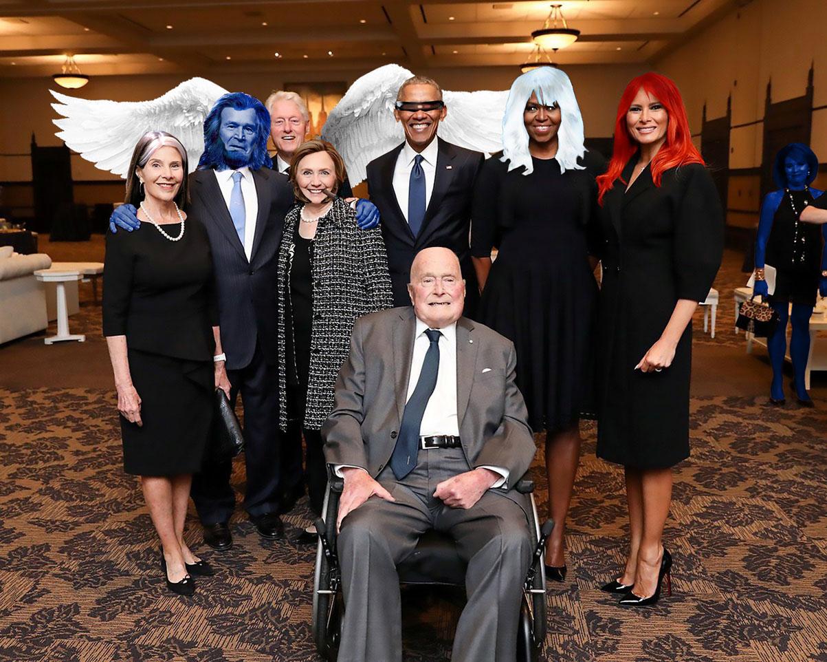 Bad Casting 4: X-Men: Executive Class